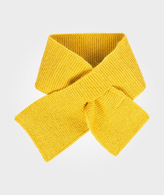As We Grow Kid Scarf Marigold Yellow
