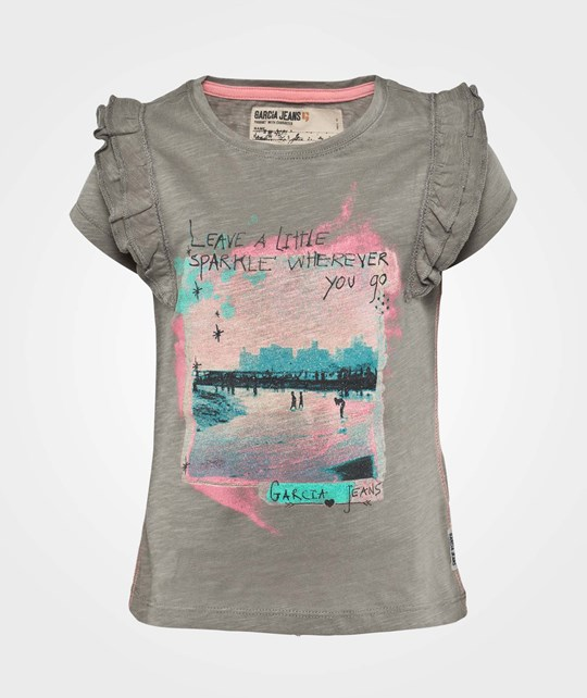 Garcia Girls T-Shirt Ss Kids Pretty Edgy