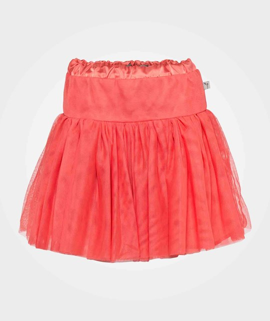 Wheat Skirt Tulle Pink Coral