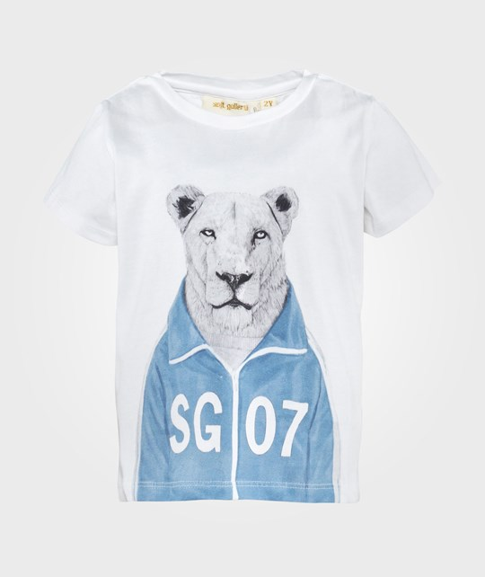 Soft Gallery Bass Workout Lion White White