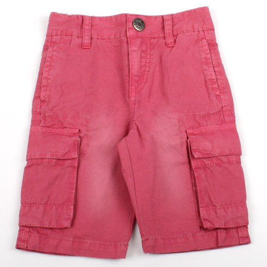 IKKS Bermudas Loose Fit Rose Pink