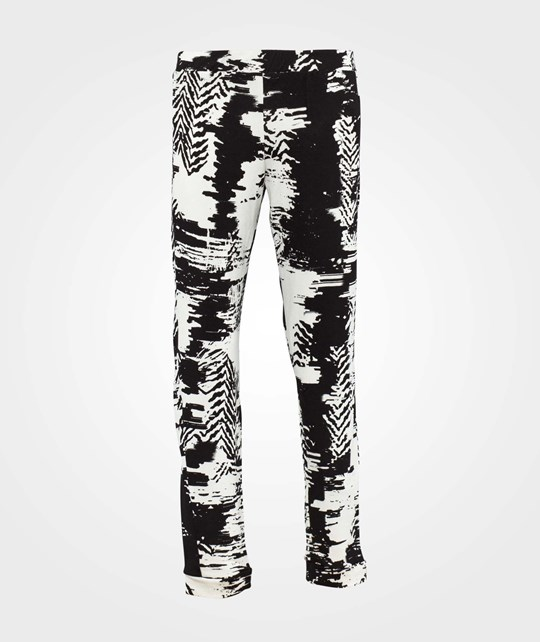 Wauw Capow Mona Leggings  Black & White Print