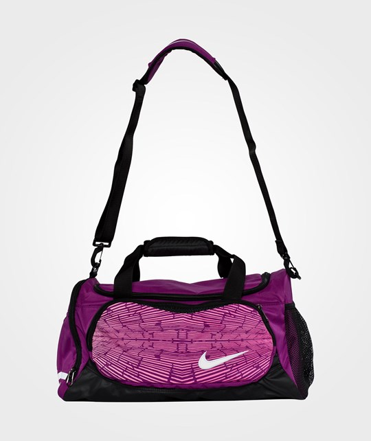 NIKE Young Athletes Small Duffel Bold Berry/Black