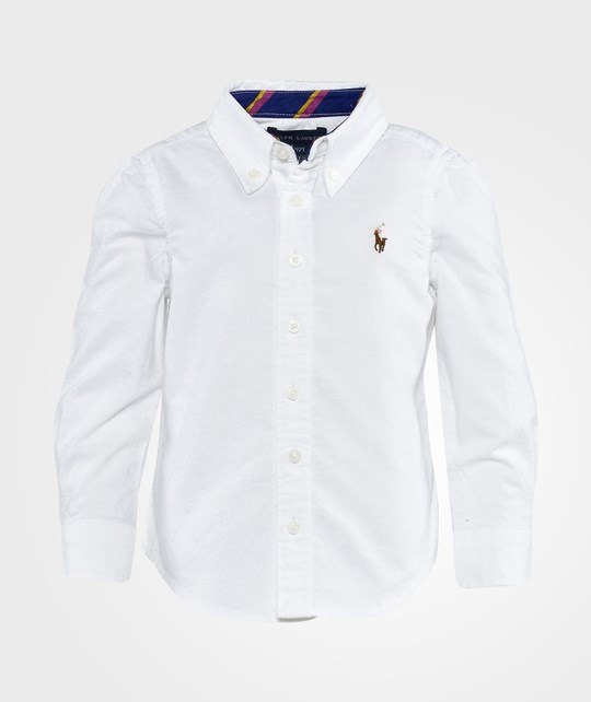 Ralph Lauren Ls Shirt White
