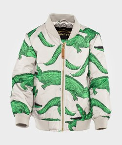 Mini Rodini Crocodile Aop Jacket