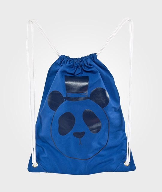 Mini Rodini Panda Sp Bag Dk Blue