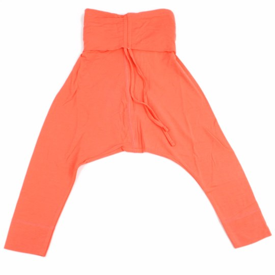 Kik Kid Trousers Orange Oranssi