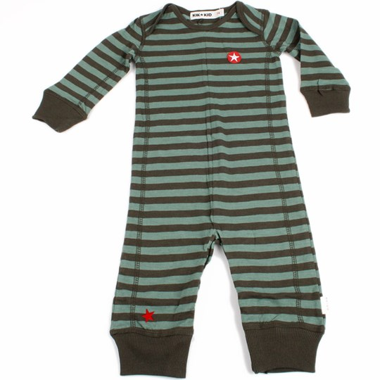 Kik Kid Suit Jersey Grey Multi