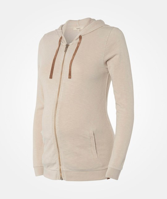 Noppies Cardigan Sweat Ls Emmy Oat Meal
