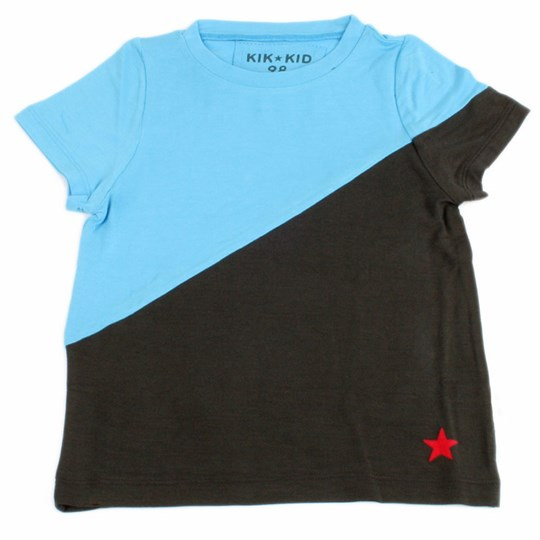 Kik Kid T-shirt Blue Multi