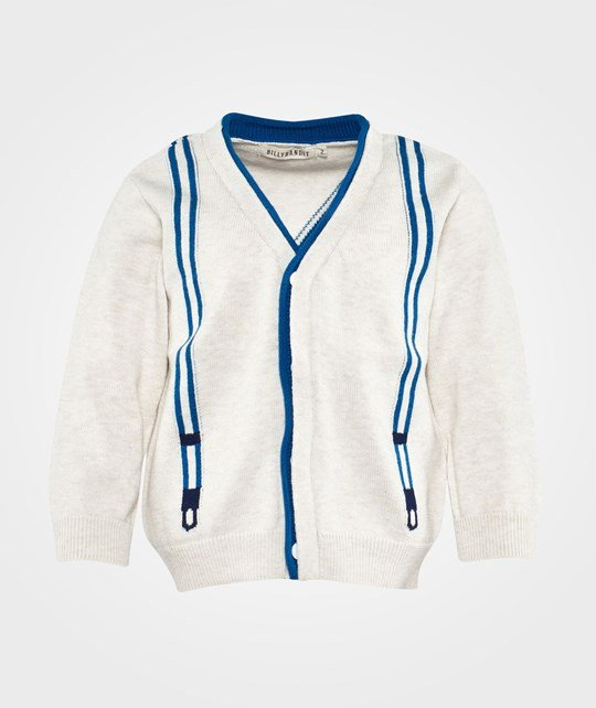 Billybandit Knitted Cardigan Offwhite