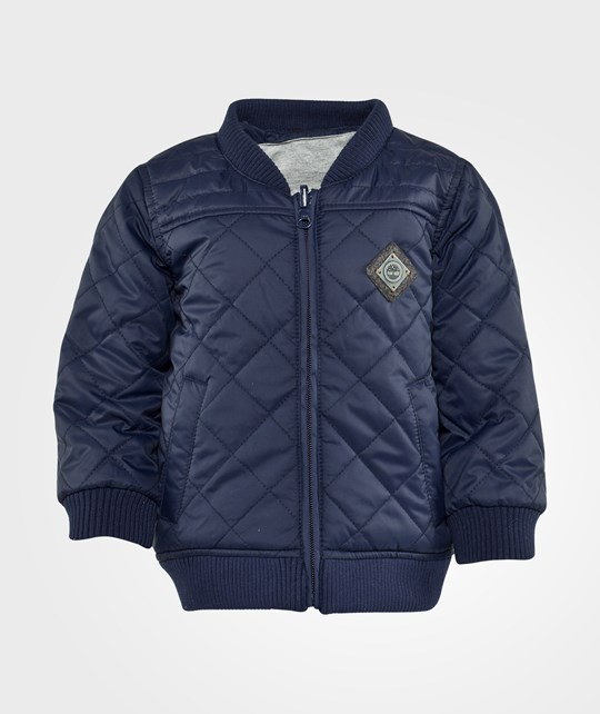 Timberland Clothing Reversible Jacket Navy Laivastonsininen