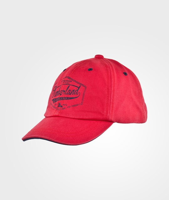 Timberland Clothing Cap  Crimson