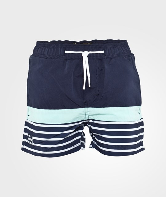 Timberland Clothing Swim Shorts Navy Navy