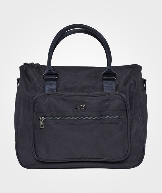 BOSS Changing Bag  Electric Blue