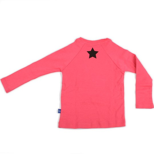 Molo T-shirt Rikke Girly Pink with Pink