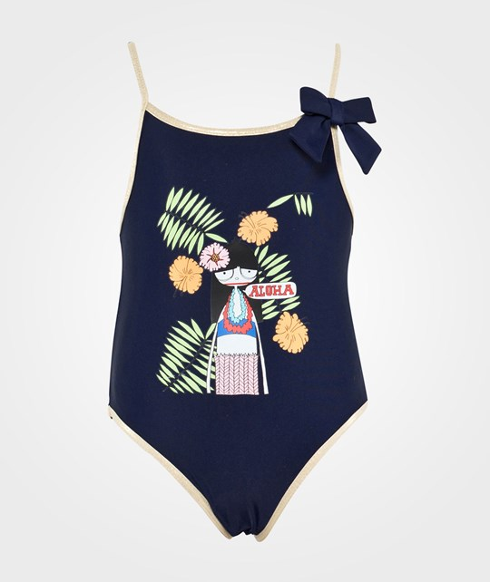 Little Marc Jacobs Swimming Costume Bain Navy