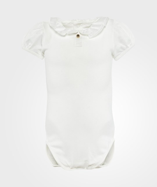 Chloé Short Sleeves Body White