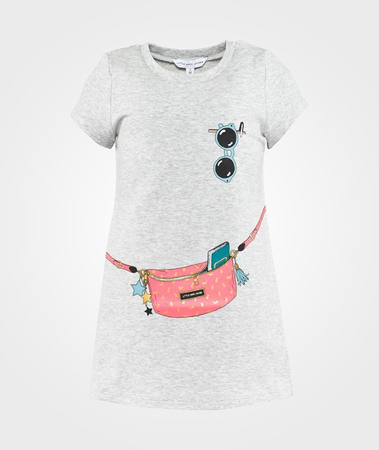 Little Marc Jacobs Dress Chine Grey
