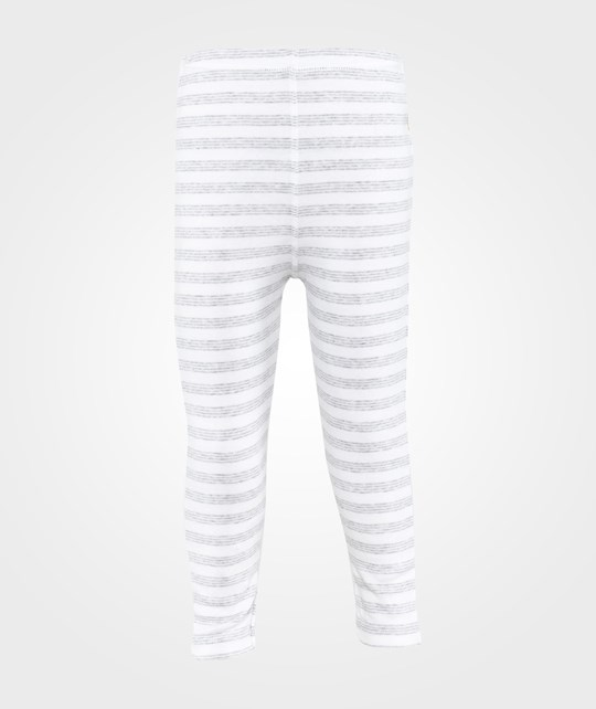 Joha Leggings White/Greymelange