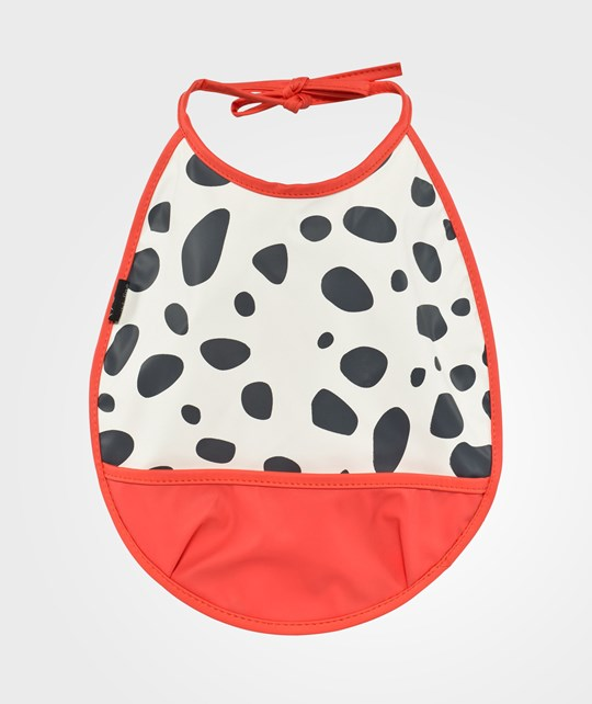 Mikk-Line Small Bibs Bright Orange