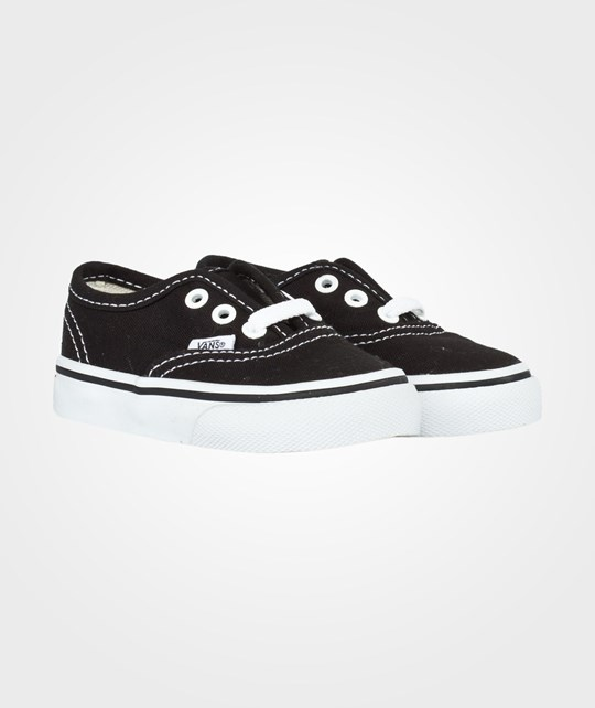 Vans Toddler Authentic Black 20