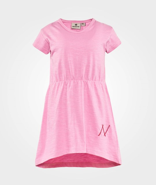 Nova Star Dress Mint Pink
