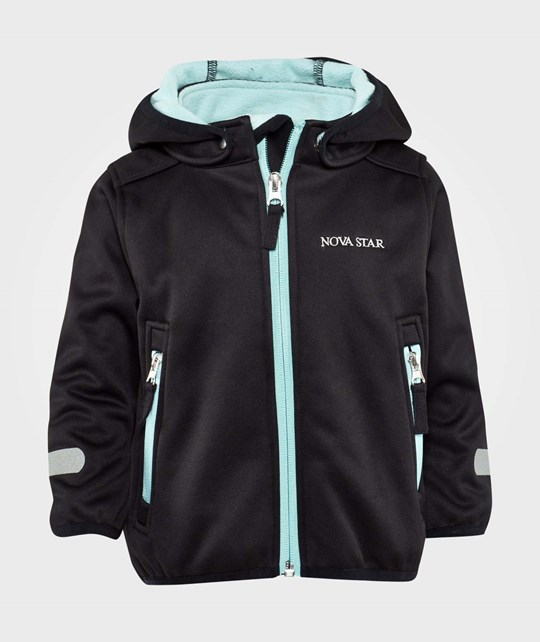 Nova Star Soft Shell Jacket Black  Black