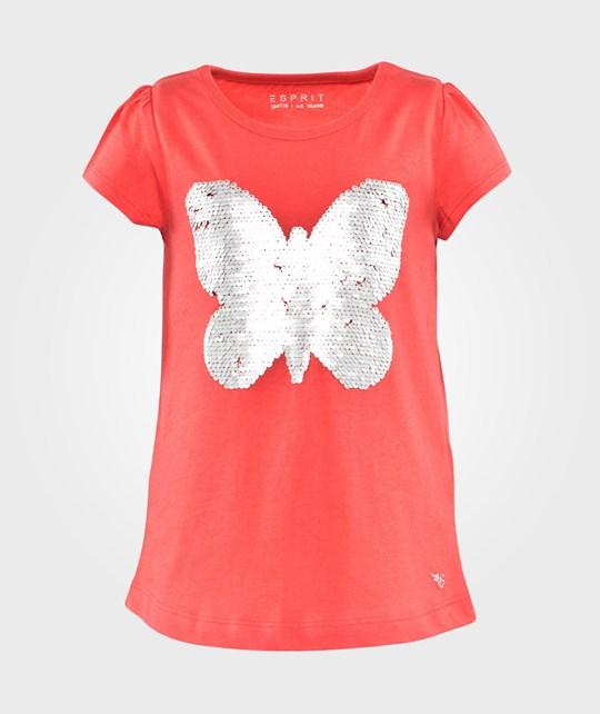 Esprit Butterfly TS Coral Red