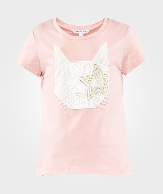 Little Marc Jacobs T-Shirt Washed Pink