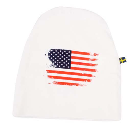 The BRAND Hat US White