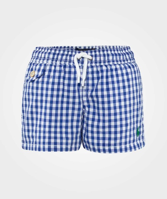 Ralph Lauren Boardshort Traveler Pp blue multi
