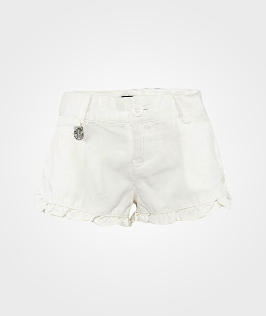 Ralph Lauren Bottoms Ruf Chino Sh Rl Patch Deckwash White