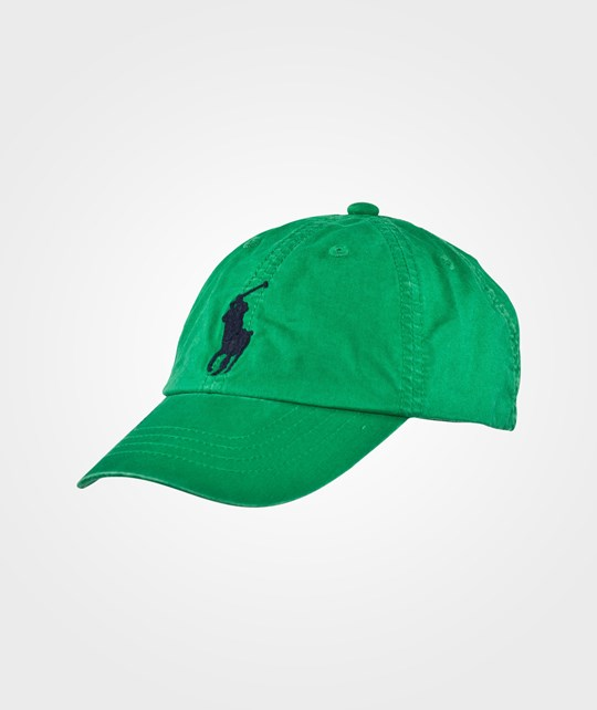 Ralph Lauren Cap Big Pp Cruise Green
