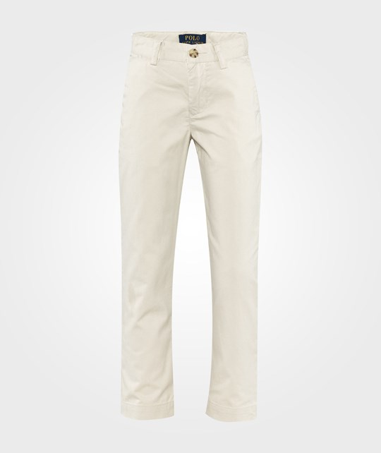 Ralph Lauren Flt Eu Fit Rl Patch Basic Sand