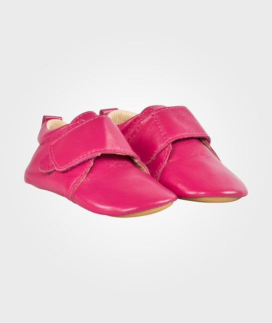 Move Prewalker Velcro Shoe Pink