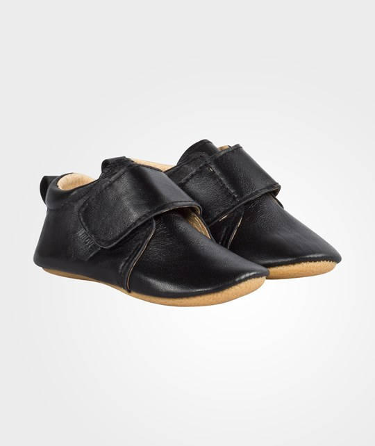 Move Prewalker Velcro Shoe Black