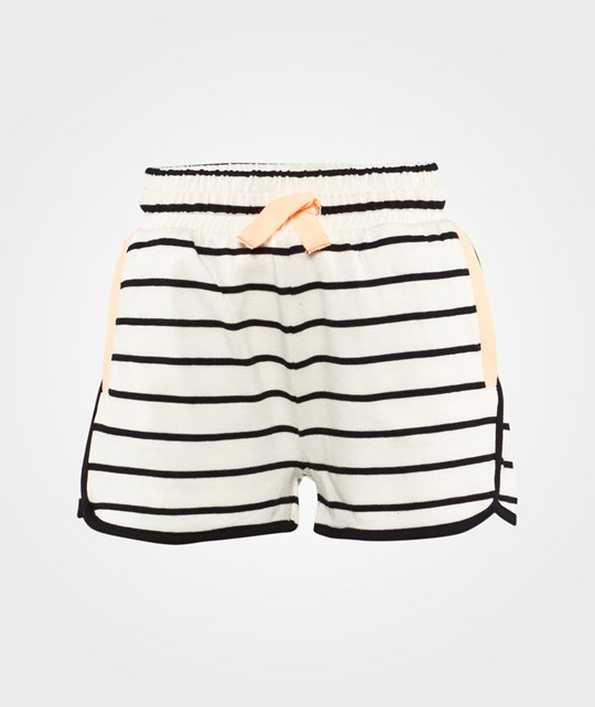 Petit by Sofie Schnoor Shorts  Off White/ Black