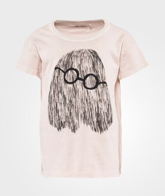 Bobo Choses T-shirt SS Clever Ghost Pink