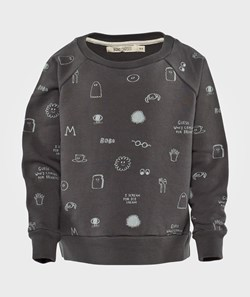 Bobo Choses Sweatshirt Raglan Mix AO