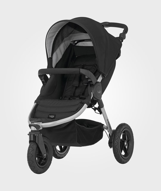 Britax B-Motion 3  Neon Black