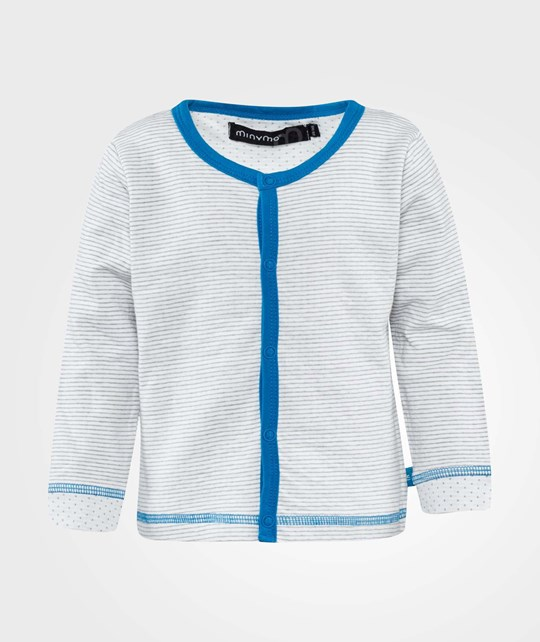 Minymo Angel 54 Cardigan  Blue