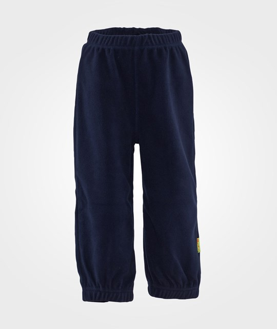 Celavi Fleece Trousers  Laivastonsininen