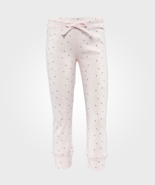 How To Kiss A Frog Baby legging Petal love print