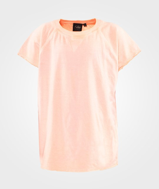 Petit by Sofie Schnoor T-shirt  Neon Coral