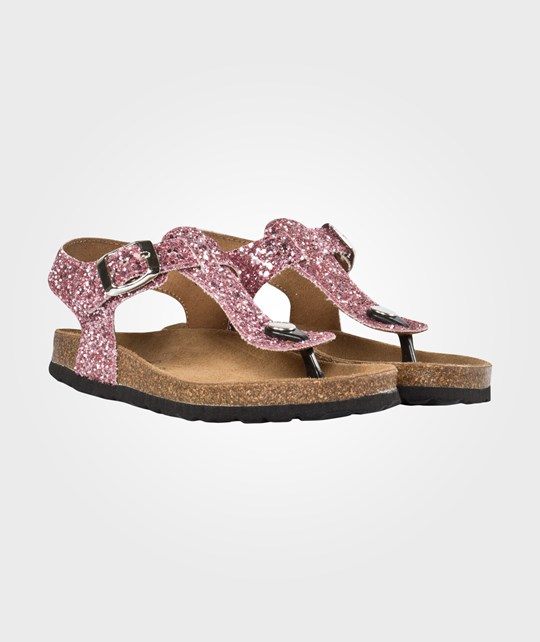 Petit by Sofie Schnoor Sandal Pink Glitter