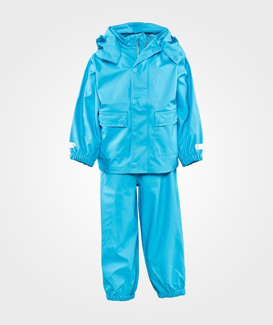 Ticket to heaven Authentic Rubber Rain set Turquoise