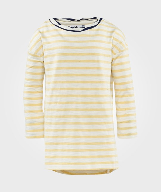 ebbe Kids Simra Girls Tunic L/S  Offwhite / Golden Haze