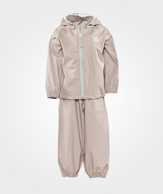 Wheat Rainwear  Dark Powder