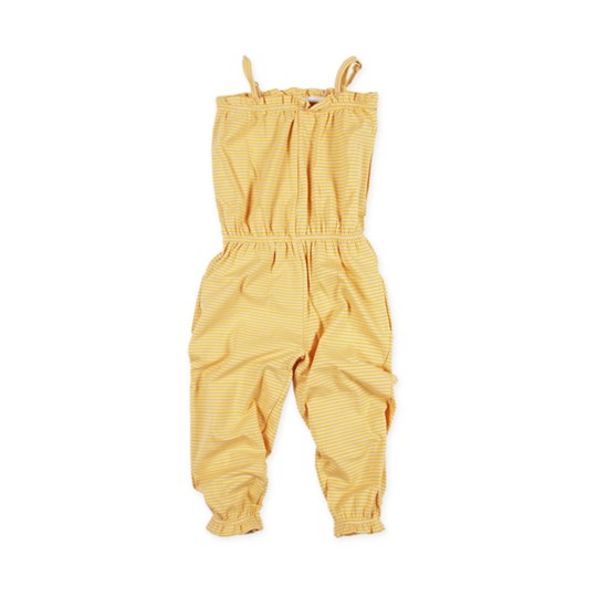 Mini Rodini Novaro Jumpsuit Yellow Yellow